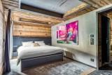 Tignes Location Chalet Luxe Tavanite Chambre3