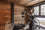Tignes Location Chalet Luxe Tecala Espace Fitness