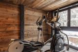Tignes Location Chalet Luxe Turmila Espace Fitness
