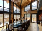 Tignes Location Chalet Luxe Turmila Table A Manger