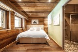 Tignes Location Chalet Luxe Turquoize Chambre