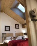 Val Cenis Location Appartement Luxe Verre Saphir Chambre