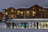 Val Cenis Location Appartement Luxe Verre Saphir Extérieur