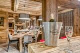 Val d'Isère Location Appartement Dans Résidence Luxe Solena Bar