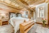 Val d'Isère Location Appartement Dans Résidence Luxe Solena Chambre 1