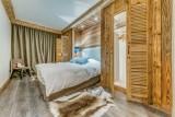 Val d'Isère Location Appartement Dans Résidence Luxe Solena Chambre 5