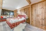 Val d'Isère Location Appartement Dans Résidence Luxe Solena Chambre 6