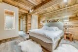 Val d'Isère Location Appartement Dans Résidence Luxe Solena Chambre