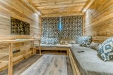 Val d'Isère Location Appartement Dans Résidence Luxe Solena Coin TV