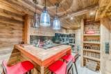 Val d'Isère Location Appartement Dans Résidence Luxe Solena Cuisine