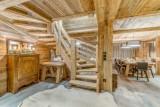 Val d'Isère Location Appartement Dans Résidence Luxe Solena Entrée