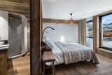 Val d'Isère Luxury Rental Appartment Aramias Bedroom