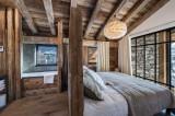 Val d'Isère Luxury Rental Appartment Aramias Bedroom 2