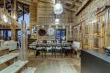 Val d'Isère Luxury Rental Appartment Aramias Terrace Dining Area 2