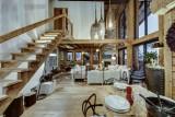 Val d'Isère Luxury Rental Appartment Aramias Living Area 5