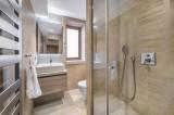 Val d'Isère Luxury Rental Appartment Cybali Bathroom 2