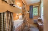 Val d'Isère Luxury Rental Appartment Danay Bedroom 5