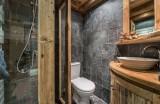 Val d'Isère Luxury Rental Appartment Danay Bathroom 2