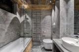 Val d'Isère Luxury Rental Appartment Tapiza Bathroom 2