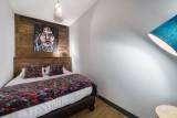 Val d'Isère Luxury Rental Appartment Ucelite Bedroom 2