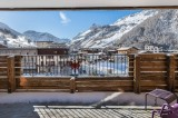 Val d'Isère Location Appartement Luxe Ucelite Terrasse