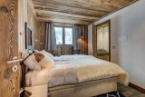 Val d'Isère Location Appartement Luxe Ulalite Chambre 2