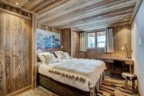 Val d'Isère Location Appartement Luxe Ulalite Chambre