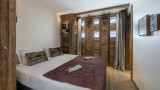 Val d'Isère Location Appartement Luxe Varmate Chambre2
