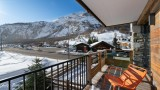 Val d'Isère Location Appartement Luxe Varnyte Terrasse