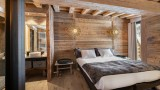 Val d'Isère Location Appartement Luxe Varvite Chambre1