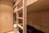 Val d'Isère Luxury Rental Apartment Vaselate Bedroom 4