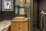 Val d'Isère Luxury Rental Apartment Vasilite Bathroom 2