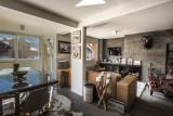 Val d'Isère Luxury Rental Apartment Vasilite Living Area 2