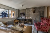 Val d'Isère Luxury Rental Apartment Vasilite Living Area 5