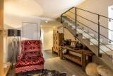 Val d'Isère Luxury Rental Apartment Vasilite Living Area 6