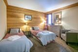 Val d'Isère Luxury Rental Apartment Vatalis Bedroom