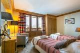 Val d'Isère Luxury Rental Apartment Vatalis Bedroom 2