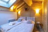 Val d'Isère Location Appartement Luxe Vatelis Chambre 4