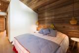 Val d'Isère Location Appartement Luxe Vatolis Chambre 2