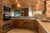 Val d'Isère Location Appartement Luxe Vatolis Cuisine