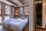 Val d'Isère Location Appartement Luxe Vaulite Chambre