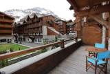 Val d'Isère Location Appartement Luxe Vaulite Terrasse