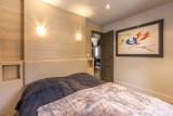 Val d'Isère Luxury Rental Apartment Vaxite Bedroom