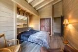 Val d'Isère Luxury Rental Apartment Vaxite Bedroom 2