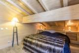 Val d'Isère Luxury Rental Apartment Vaxite Bedroom 4