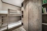 Val d'Isère Luxury Rental Appartment Vazuli Bedroom 2