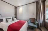 Val d'Isère Luxury Rental Appartment Vazuli Bedroom 3