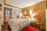 Val d'Isère Location Appartement Luxe Veridine Chambre