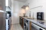 Val d'Isère Luxury Rental Apartment Vesuvin Kitchen