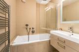 Val d'Isère Luxury Rental Appartment Vezuli Bathroom 2